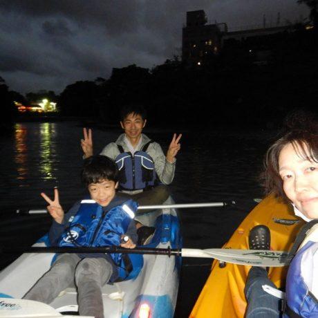 比謝川探検