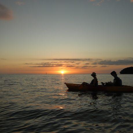 沖縄サンセット