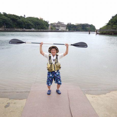 沖縄カヤック